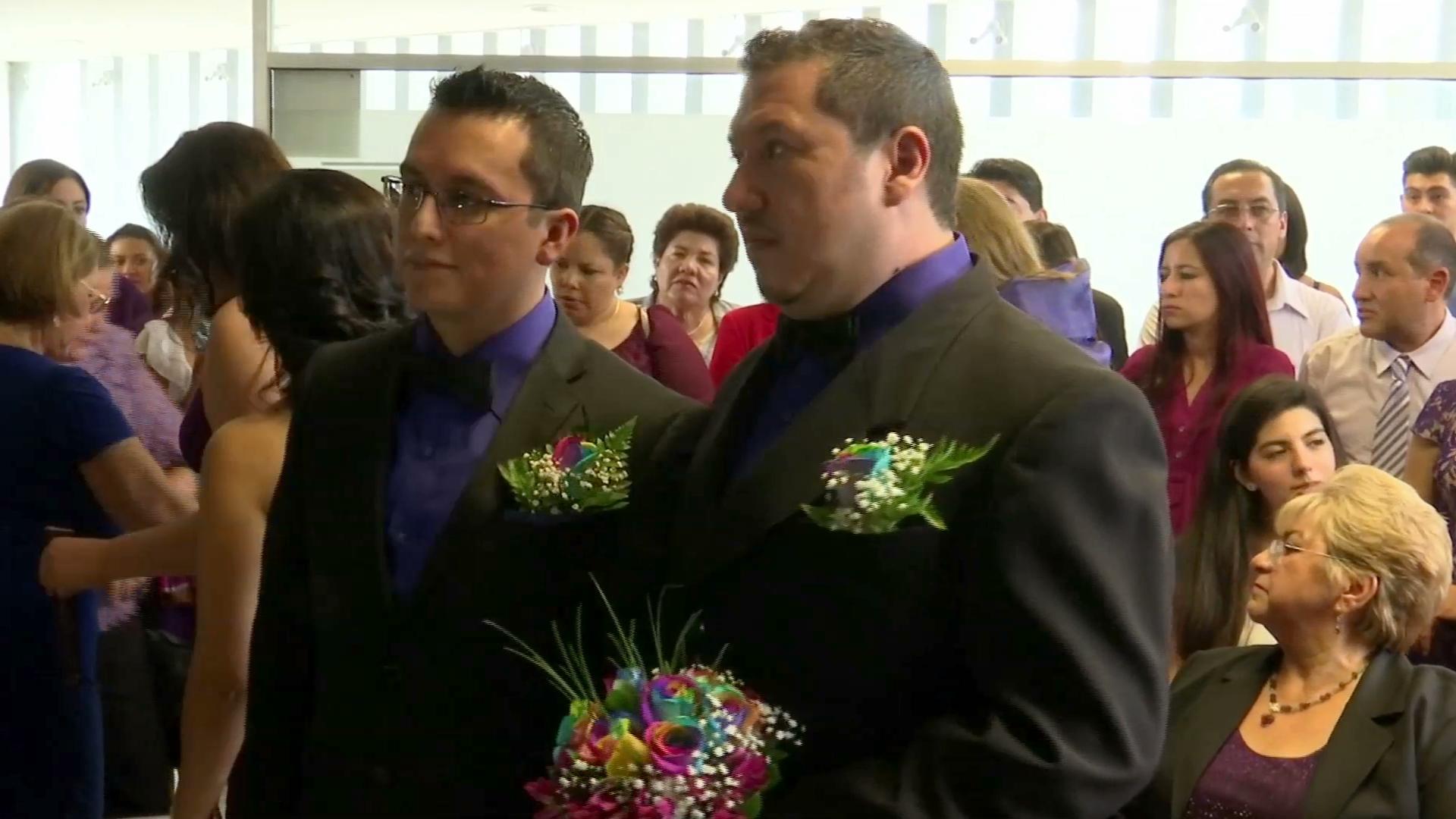 A dos amparos para que se reconozca en Veracruz la  unión de dos personas del mismo sexo