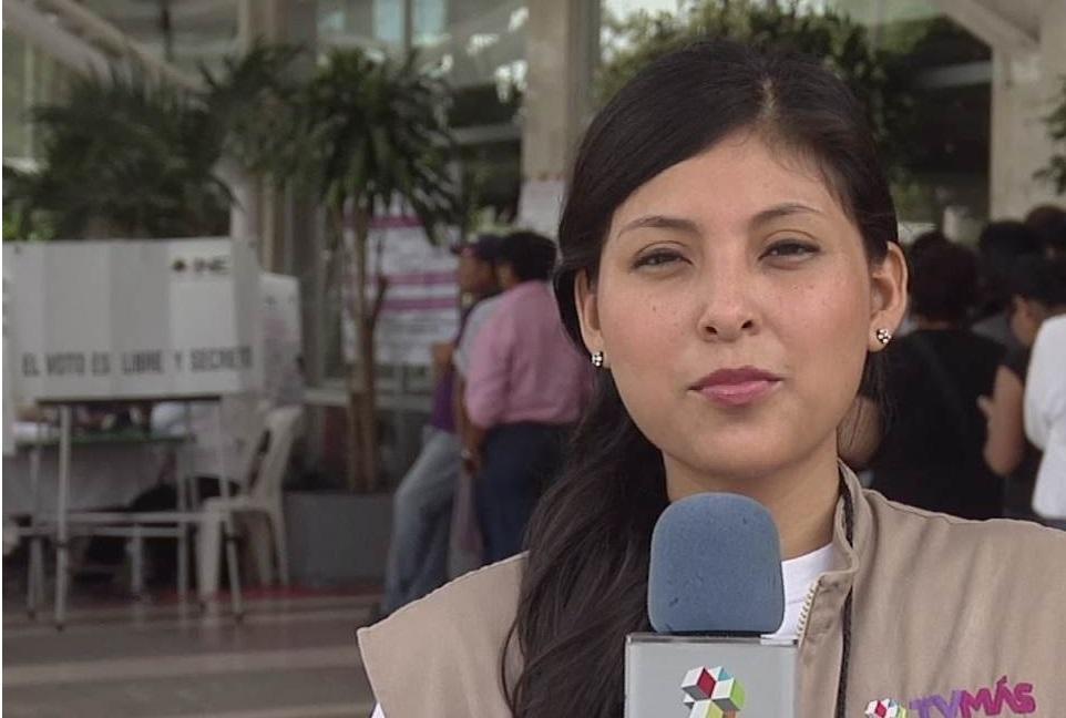 Veracruzanos celebran su derecho al voto