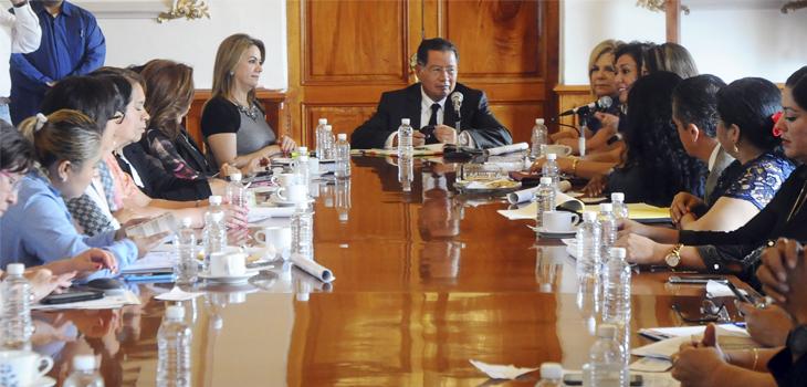 Presidentas municipales, aliadas del Gobierno de Veracruz: Segob