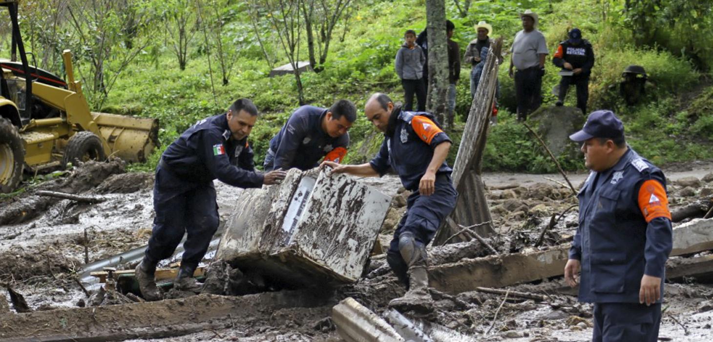 Activa Policía Estatal Plan Tajín en municipio de Calcahualco