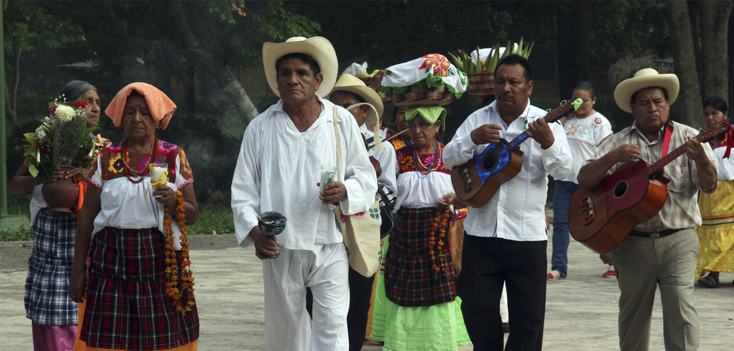 Guiada por el CAI, la comunidad nahua de Veracruz preserva su patrimonio