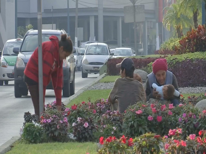 Disminuye el paso de migrantes por Veracruz