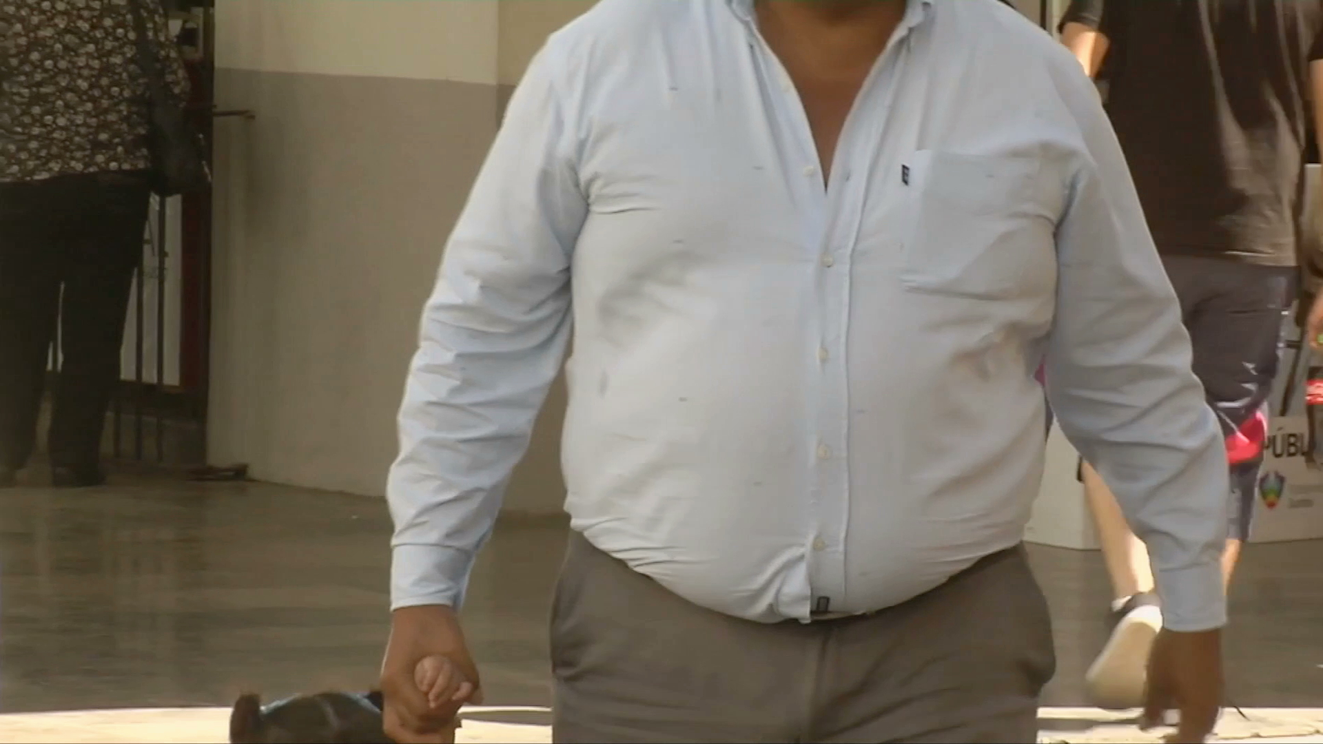 Aumento de peso por temporada decembrina