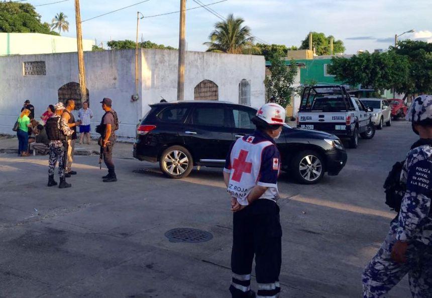 Rescatan al menor secuestrado en Coatzacoalcos