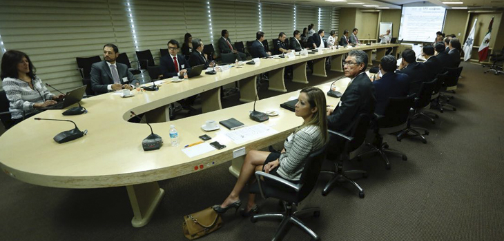 Participa SSP en reunión de seguridad para zona del bajío mexicano