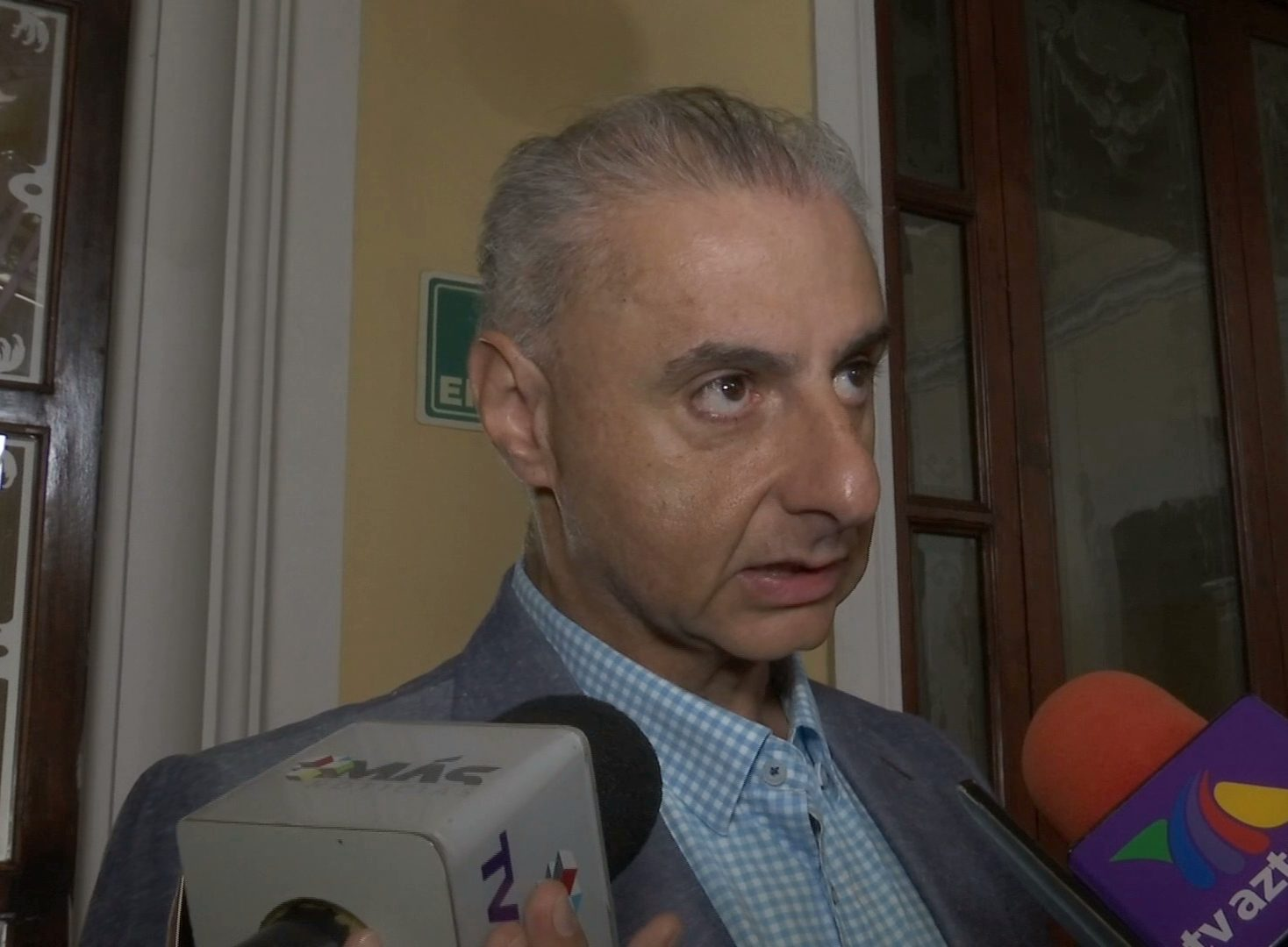 «Estoy exonerado; se comprobó que me fabricaron delitos»: Juan Antonio Nemi Dib