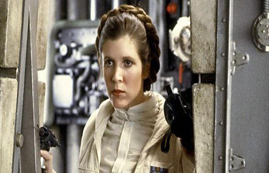 Muere la actriz Carrie Fisher