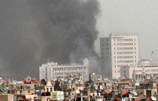 Atacan con bombardeos a embajada rusa en Damasco