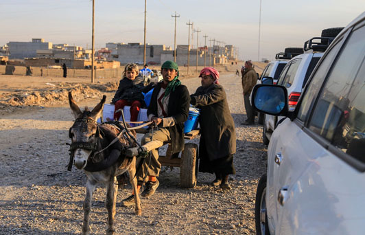 Comisión Europea aporta 7 millones de euros a UNICEF para su trabajo en Iraq