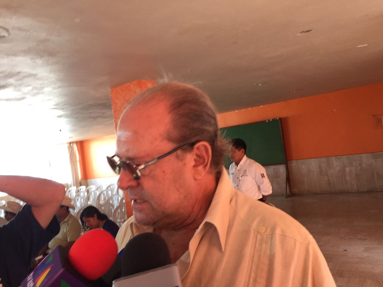 Huleros del sur de Veracruz afectados por el IVA