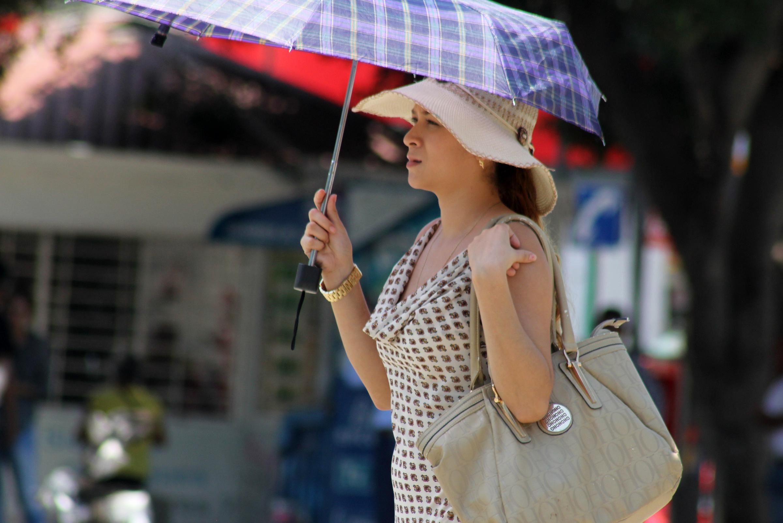 El calor continuará durante este sábado y el domingo habrá norte en el estado de Veracruz