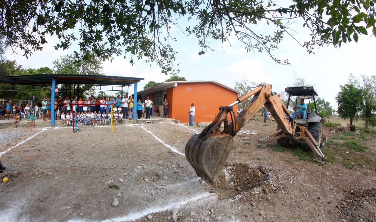 En Pánuco, jardín de niños tendrá comedor escolar