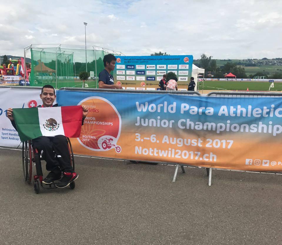 Plata para Fernando de la Calleja en Mundial Junior en Suiza