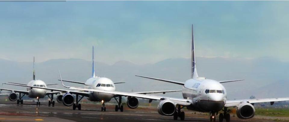 Desmiente SCT incidente en espacio aéreo de la CDMX: SCT-SENEAM