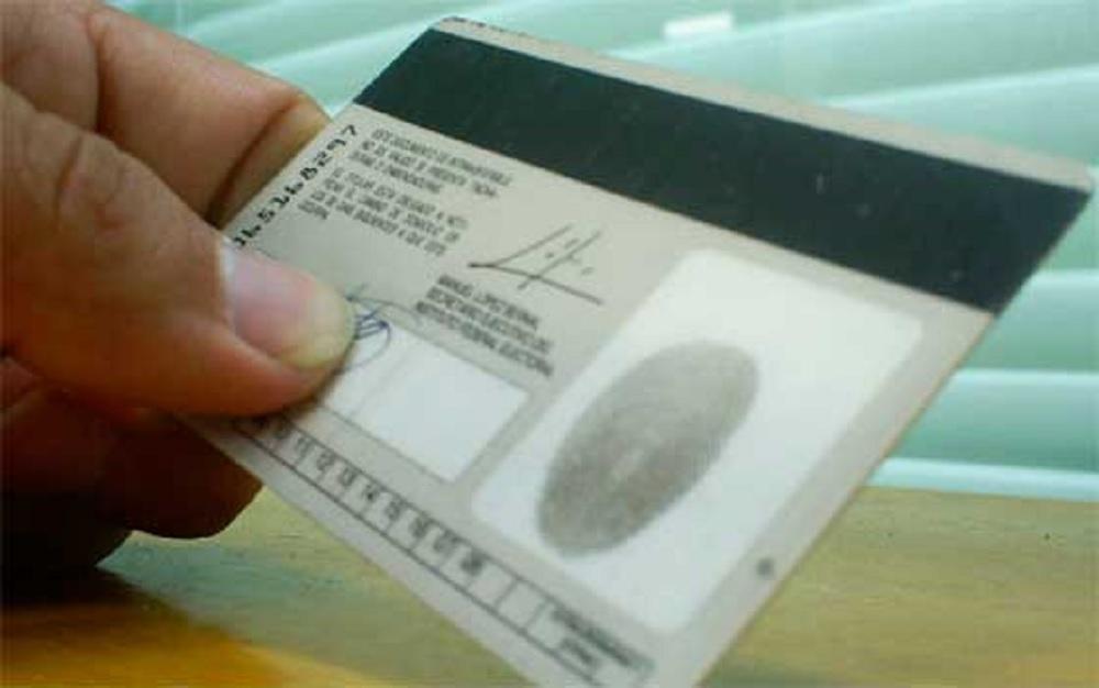 Cédulas de identidad darán garantía de que quien la porte es la persona correcta