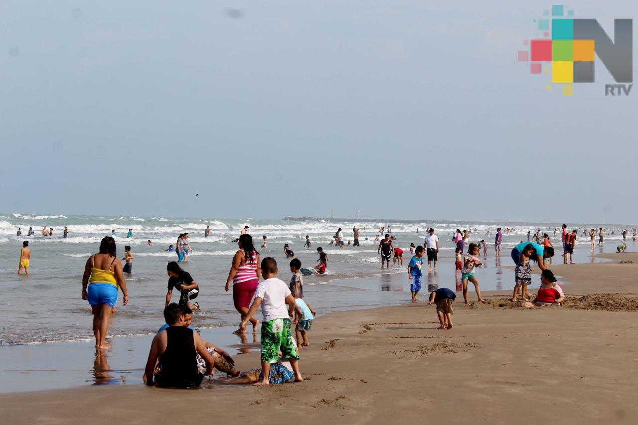 Tuxpan se sigue promocionando turísticamente en agencias de viajes del país