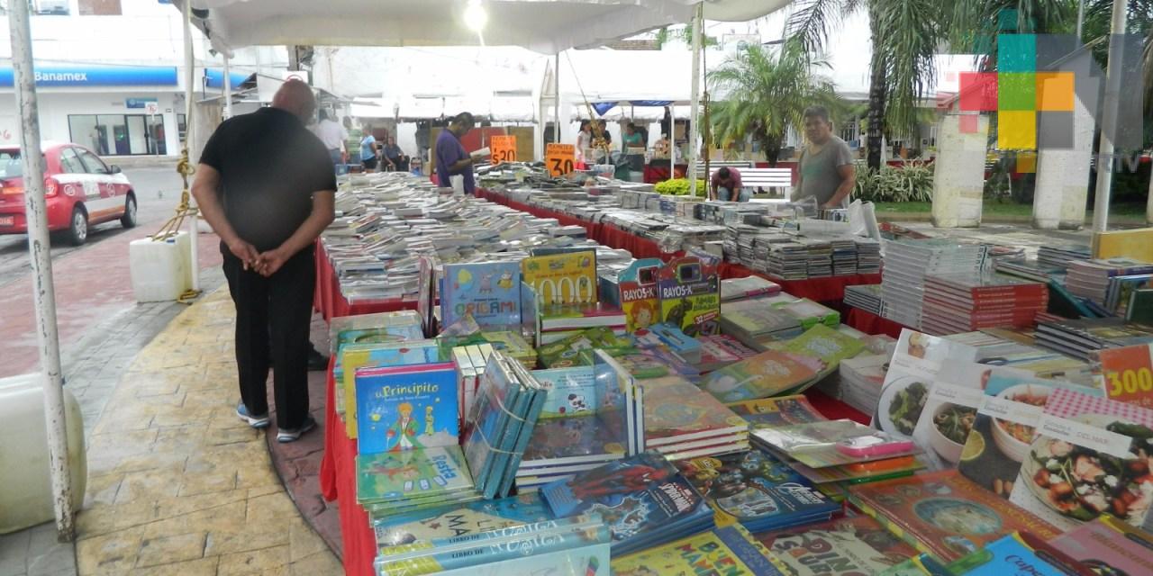 Del 22 de abril al 2 de mayo se realizará la Feria Xalapeña del Libro
