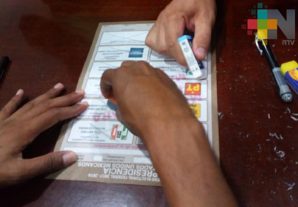 Emblemas de siete partidos políticos no aparecerán en boletas electorales: OPLE