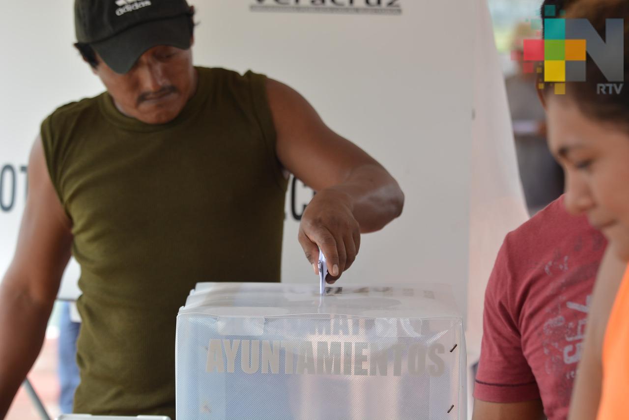 5 millones 979 mil ciudadanos veracruzanos podrá emitir su voto en las próximas elecciones