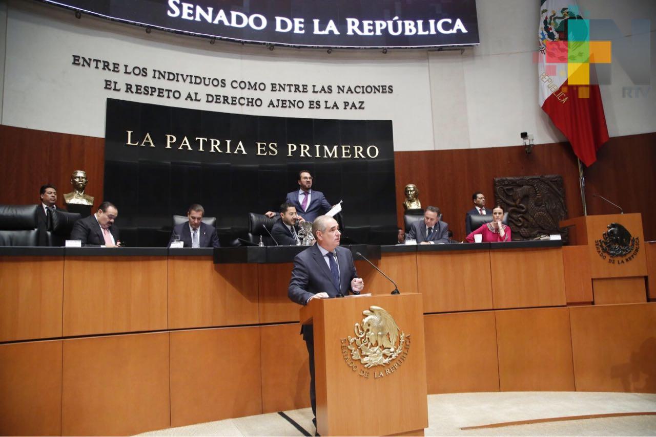 Julen Rementería fue designado coordinador de los senadores del PAN
