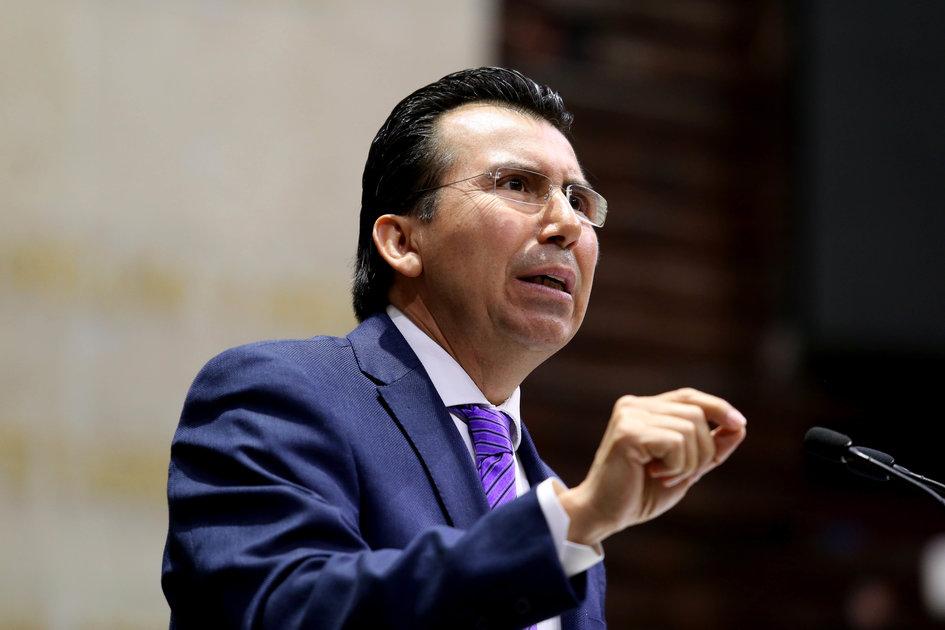 Reforma al Código Penal en materia de ultrajes a la autoridad ha sido distorsionada: Gonzalo Guízar