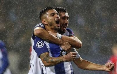 """Porto, con Herrera y """"Tecatito"""", anhela seguir líder en Portugal"""