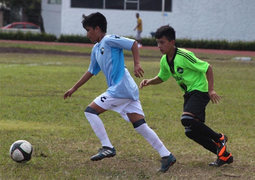 Club Prodesa con buen paso en Liga Nacional de Futbol