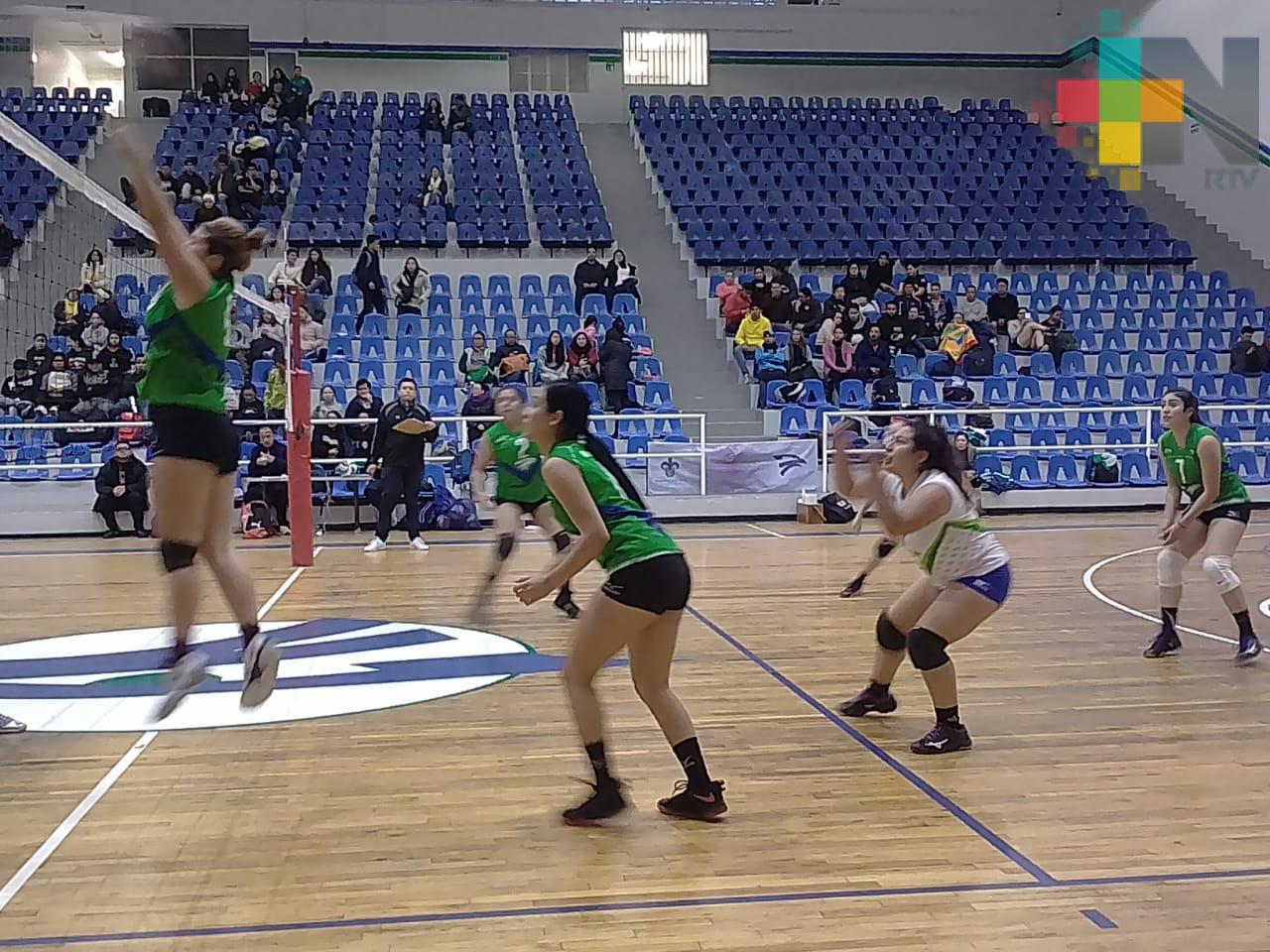 Arrancó la segunda Copa Halcón de Voleibol de Sala