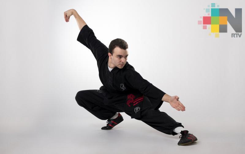 Kung fu, espera convocatoria para Juegos Nacionales