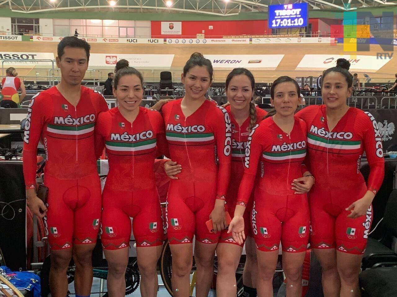 Inician pedalistas mexicanos búsqueda de puntos rumbo a Tokio 2020