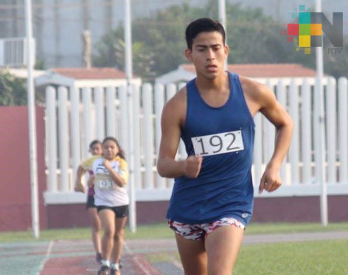 Regional de atletismo en Coatzacoalcos