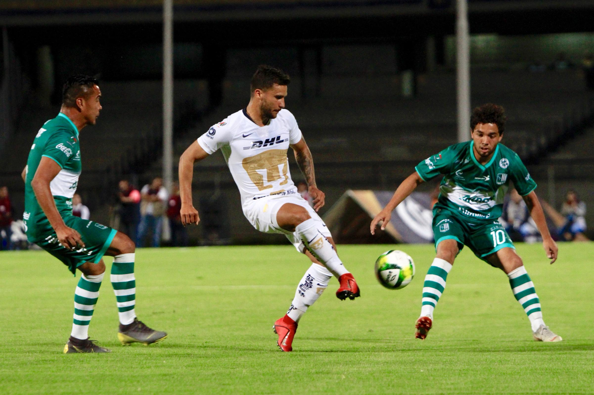 Pumas vence a Zacatepec y se cita con Dorados en cuartos de Copa MX