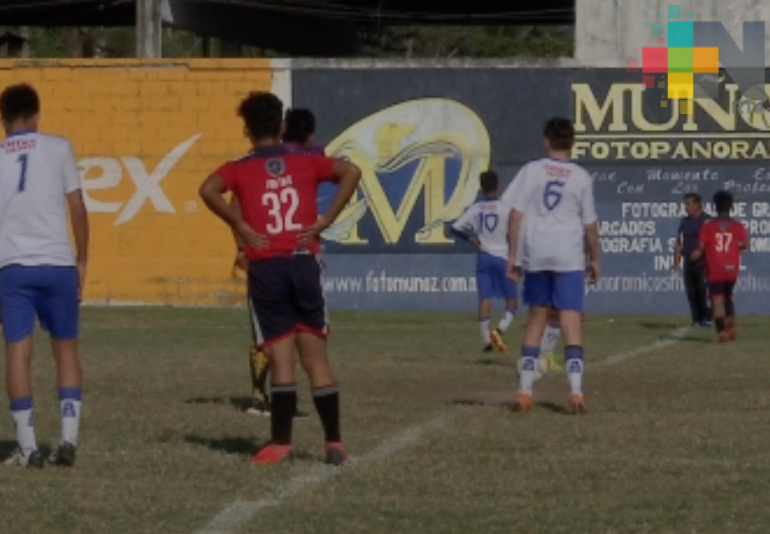 Real Coatzacoalcos con buen paso en Liga Regional