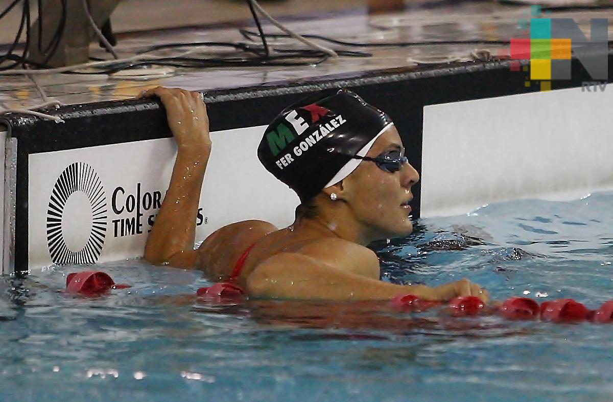 María Fernanda González por sus cuartos Juegos Panamericanos