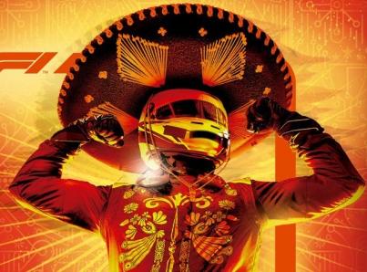 Develan póster oficial del Gran Premio de México 2019