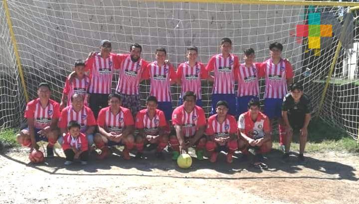FATEV, protagonista en el futbol de Los Arenales