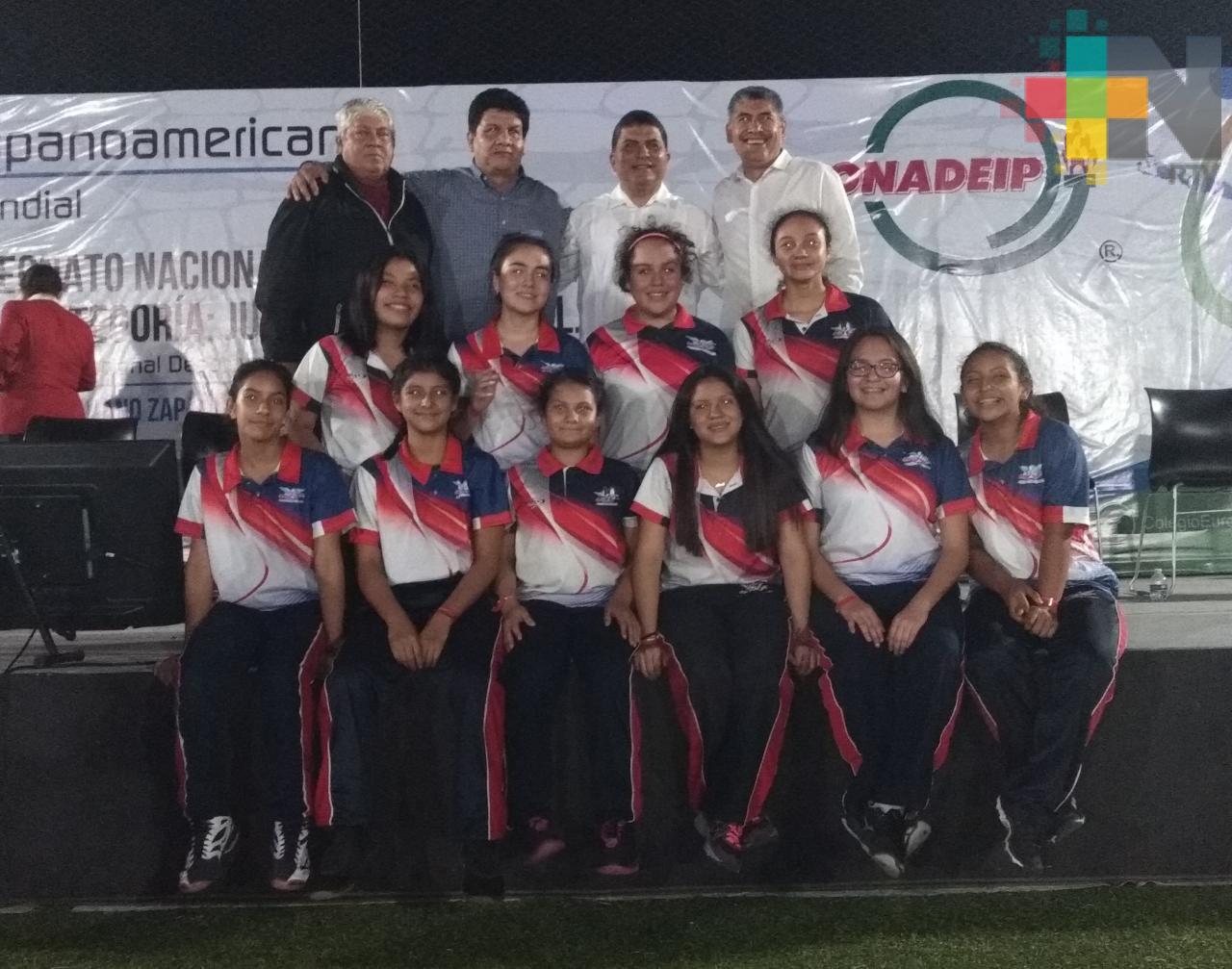 Bronce para Coatzacoalcos en CONADEIP de voleibol