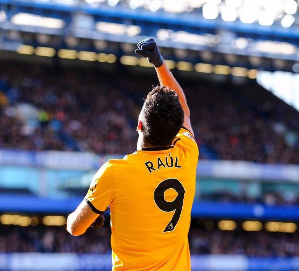 Raúl Jiménez fichado por el Wolverhampton hasta el 2023