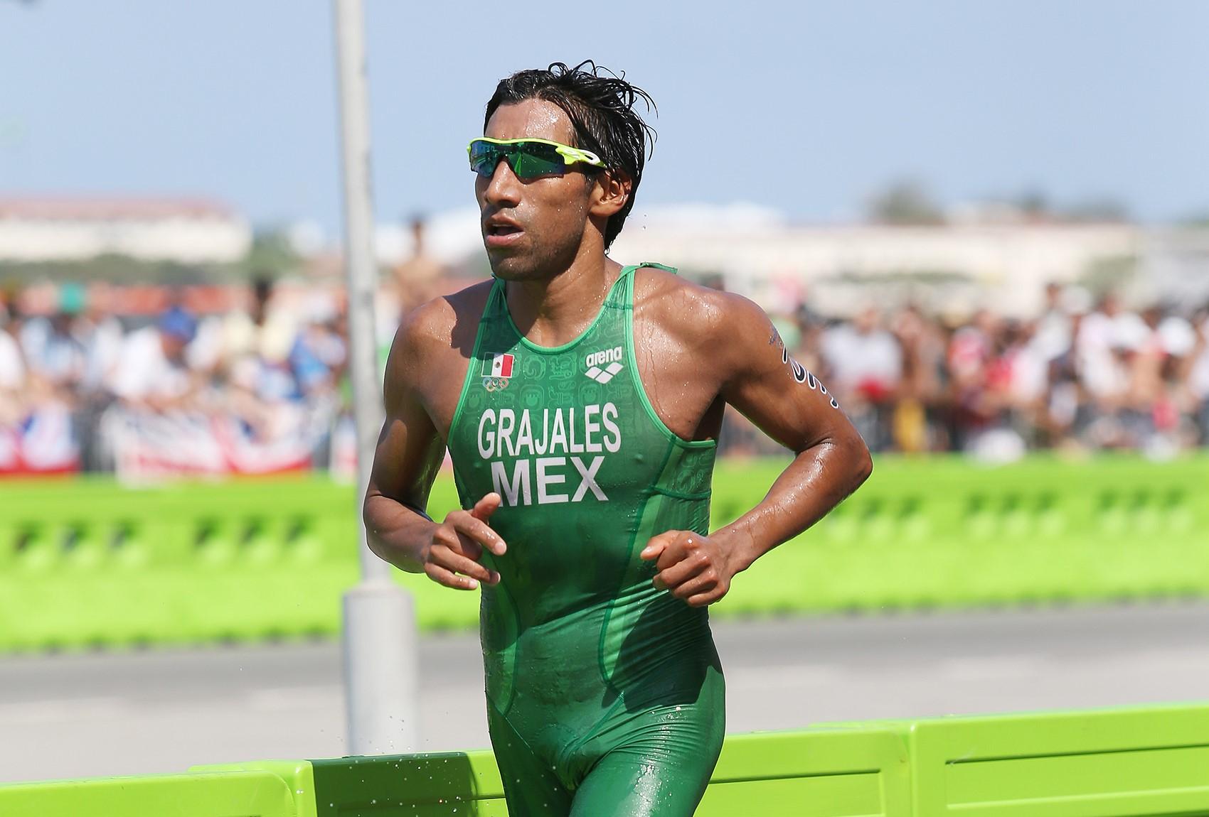 Crisanto Grajales a Campeonato Panamericano de Triatlón en NL