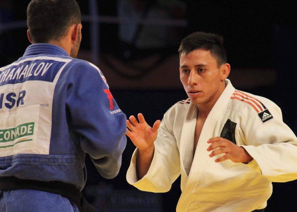 Jucodas mexicanos a Campeonato Panamericano
