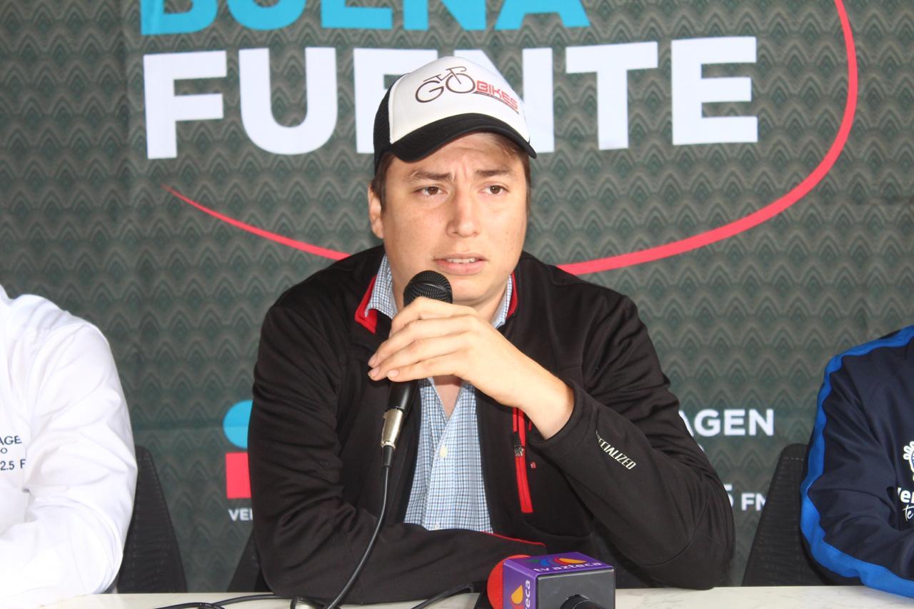 Listo el evento ciclista Medio Fondo Veracruz 2019