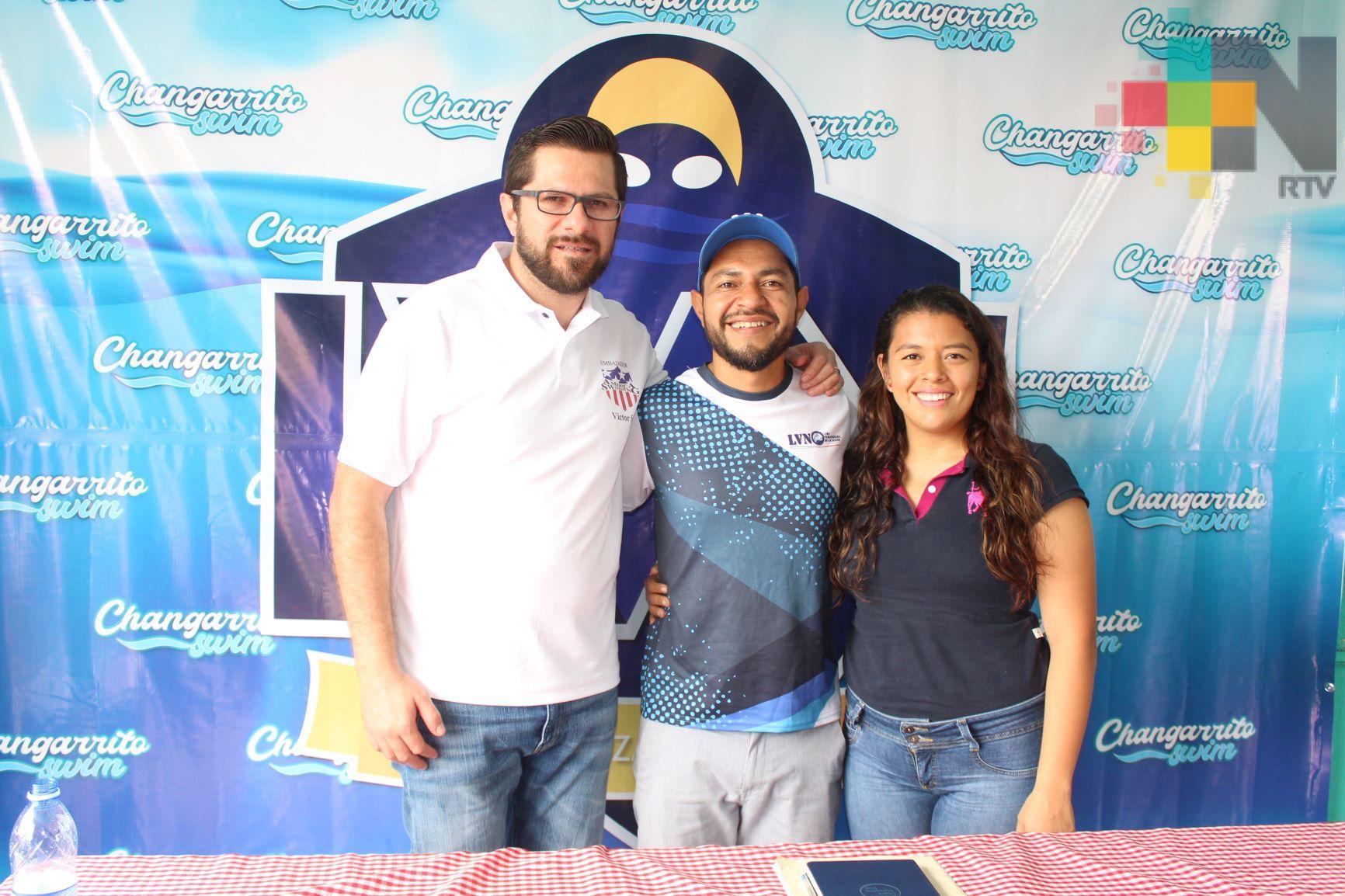 Presentan temporada de la Liga Veracruzana de Natación