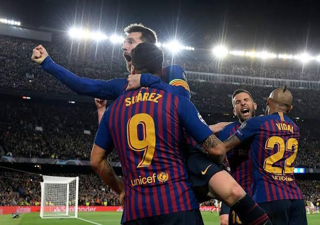 Messi encamina la goleada ante Liverpool con gol 600 de su carrera
