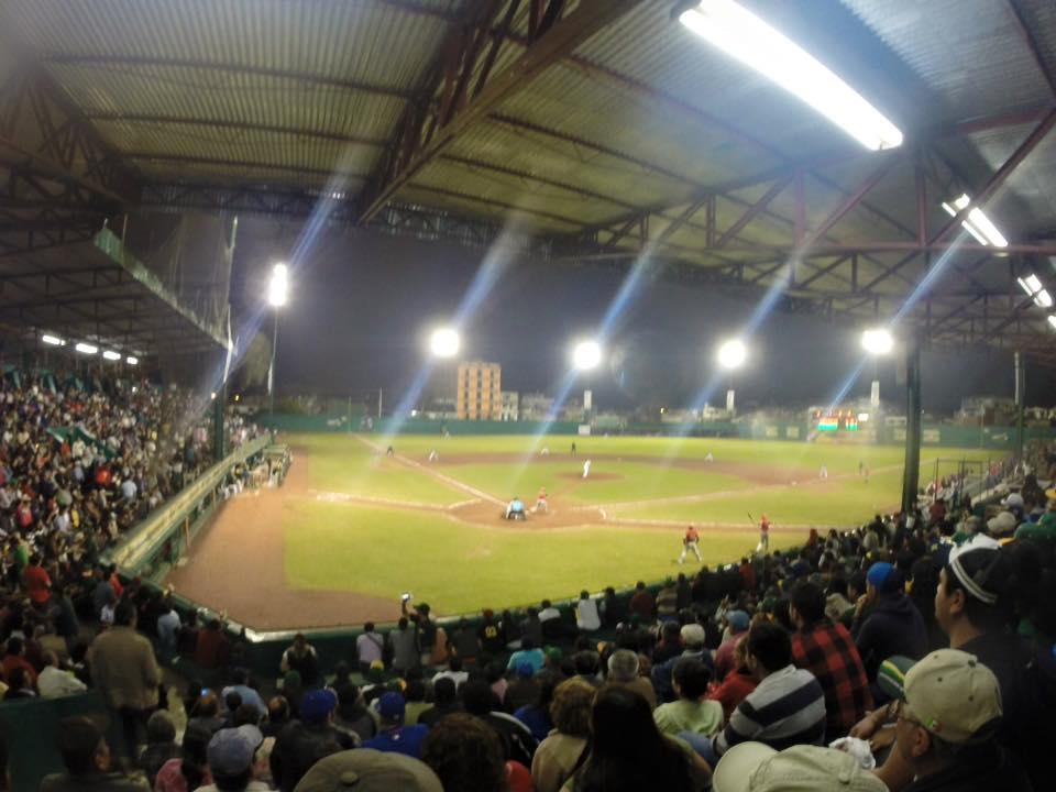 El Águila-Leones jugará la Invernal Mexicana en el Parque Colón de Xalapa