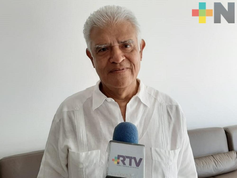 Miguel Ángel Yunes Márquez no podrá ser candidato en el 2024: Reyes Peralta