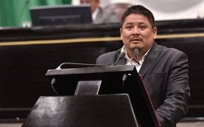 Diputado Rubén Ríos pide penalidad máxima a quien agreda con sustancias químicas a personas