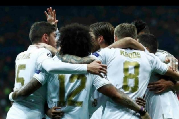 Real Madrid dona material sanitario para combatir COVID-19