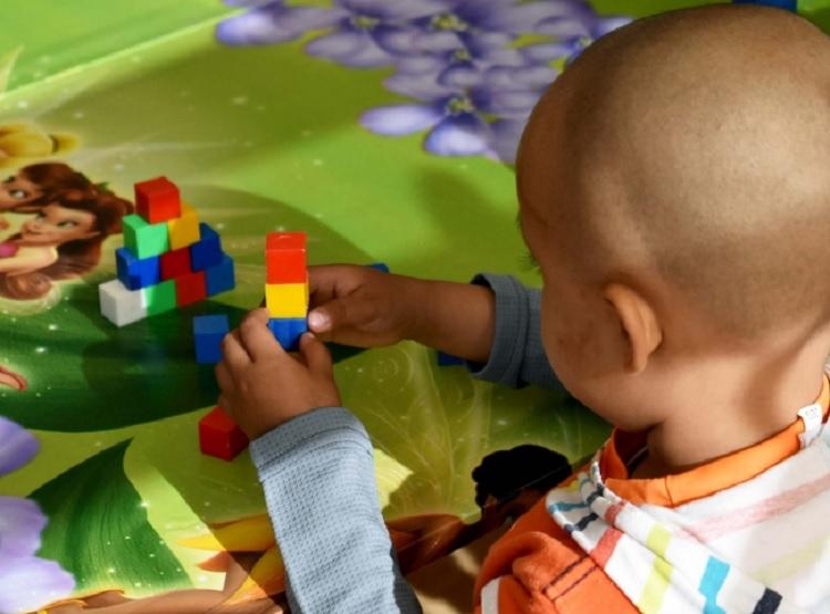 Garantizados los tratamientos para niños y niñas con cáncer