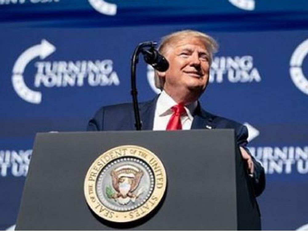 Donald Trump es absuelto por congreso estadounidense