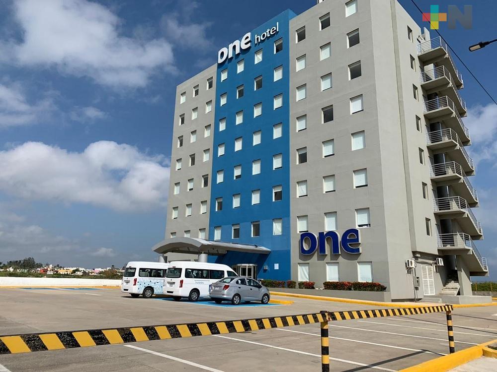 En Coatzacoalcos, cierra el primer hotel de forma temporal por emergencia sanitaria